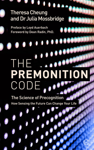 The Premonition Code - Book Cover